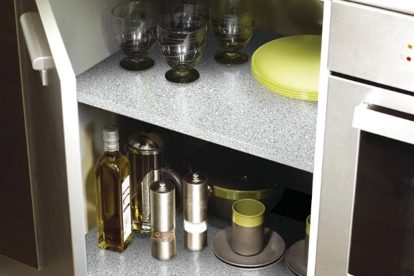 Shelf-liner